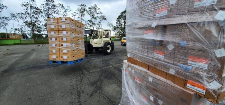 Fundación HOPE responde a inundaciones en Arecibo