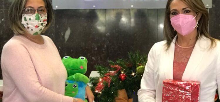 Entrega de Regalos (Navidad) – Hospital Dr. Pavía, Arecibo