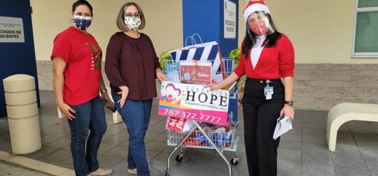 Entrega de Regalos (Navidad) – Hospital Dr. Susoni Arecibo