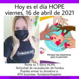 Celebración del Dia Hope